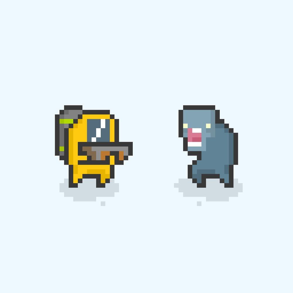 Hazmat and mutant.