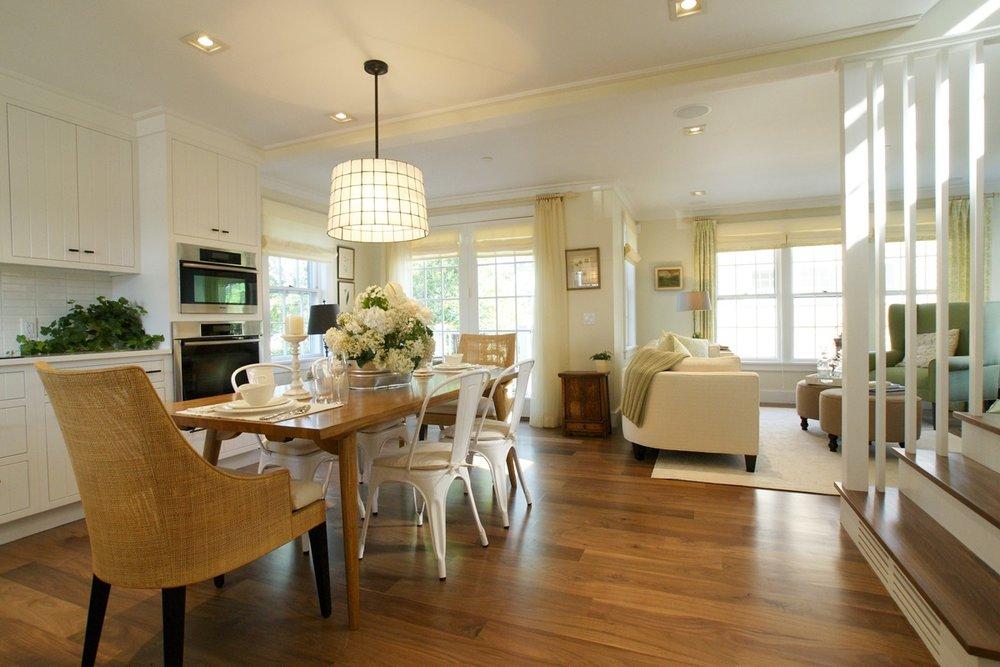 Harborview Nantucket - Cottage Interior