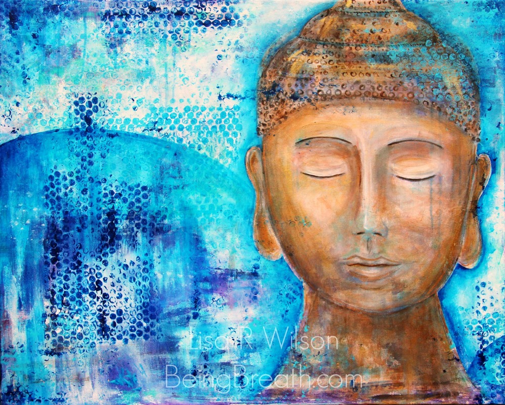 BLUE MOON BUDDHA - Lisa Renee Wilson, BeingBreath.com, WM.jpg