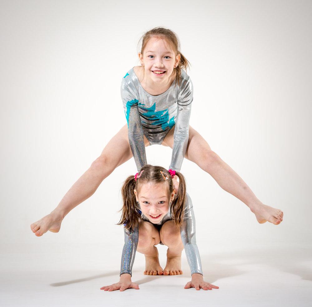 Summer 2018 Gymnastics Class Schedule - June 18th - August 25th