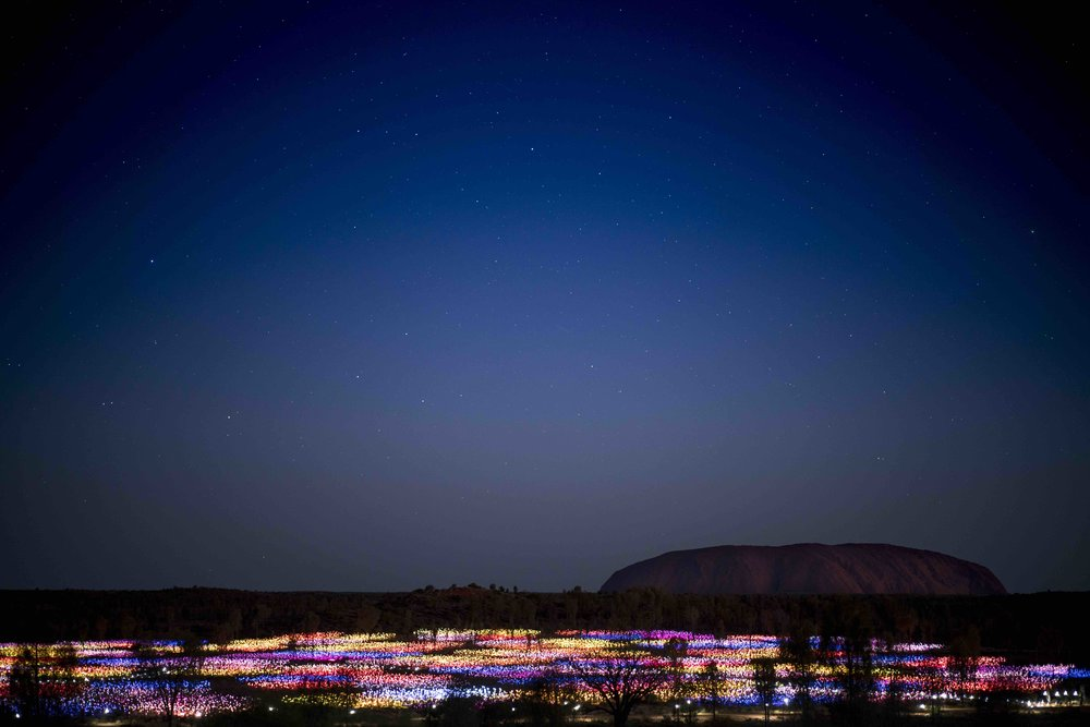 Photo by Mark Cunich taken during Unconvnetional Conventions Red Centre 2016 Conference