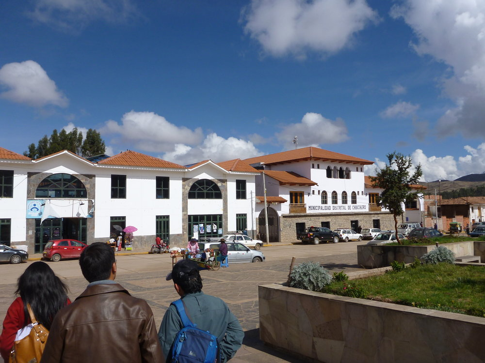 The Chinchero clinic