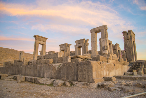 Persepolis capital