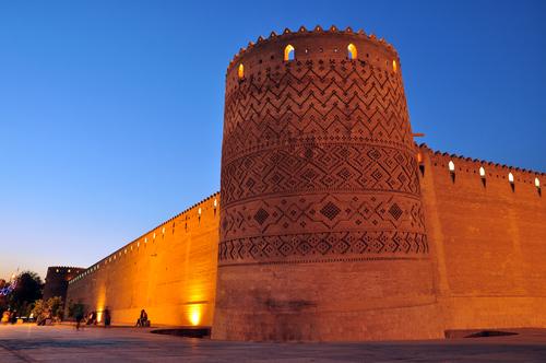 Vakil Citadel Shiraz