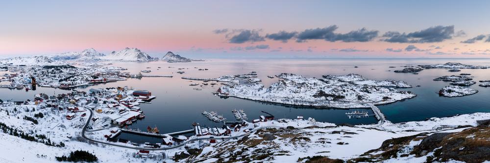 Lofoten Fjords