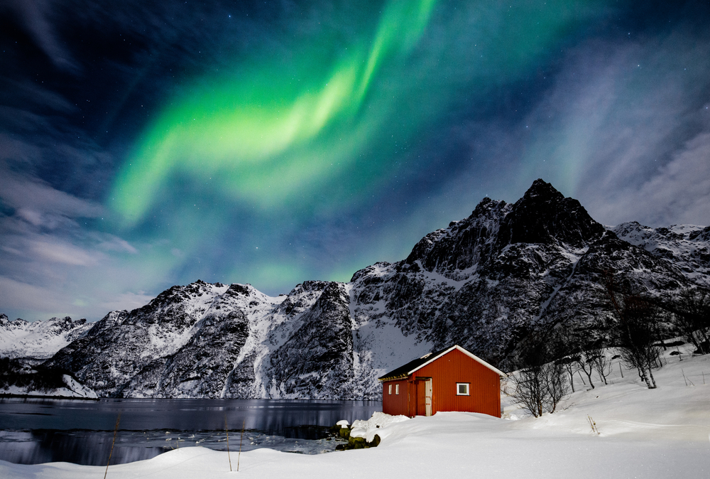 Lofoten Lights