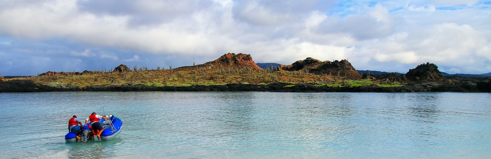 dinghy galapagos
