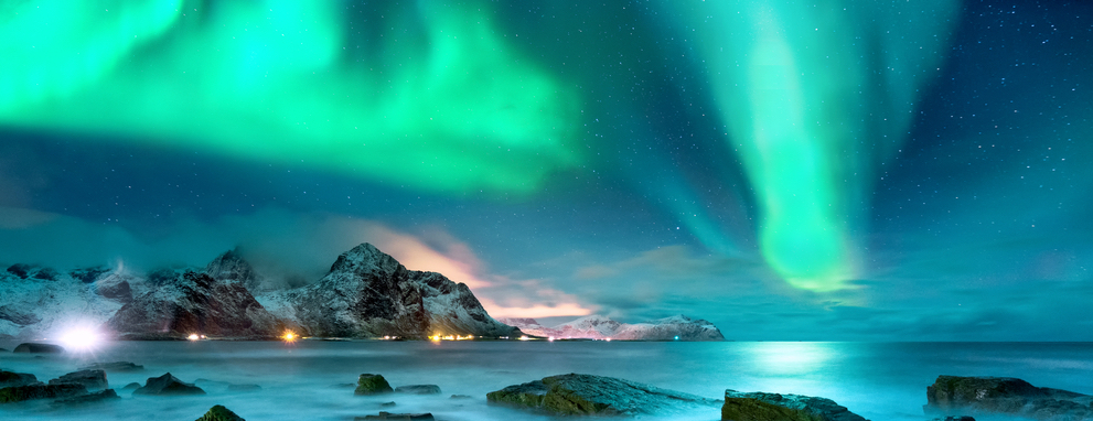 Win a trip for 2 to see The Northern Lights -