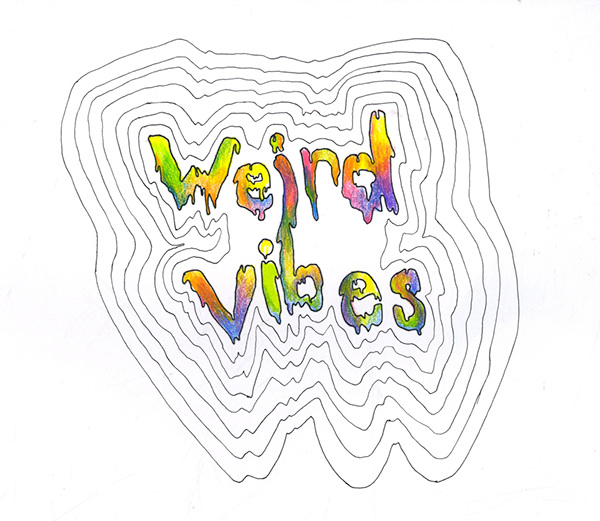 weird vibes and mixed signals 2014