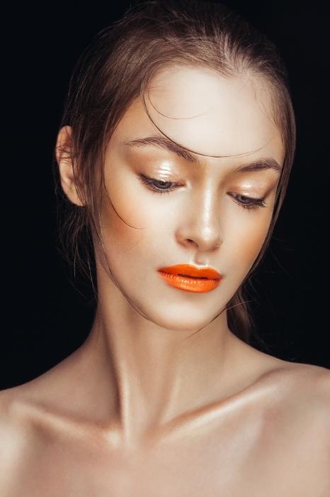Photo: Galina Deinega. Makeup: Lidija Malinovskaja