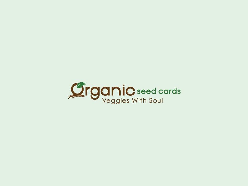 Organic Seed Cards