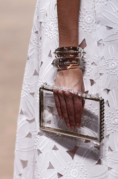 Valentino: Runway - Paris Fashion Week Womenswear Spring / Summer 2013