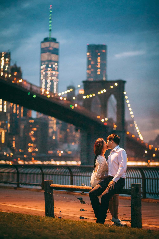 세상에서 가장 아름다운커플,따뜻한 시선으로 자연스럽게 담는 당신의 특별한 사랑. - by Han, NYC