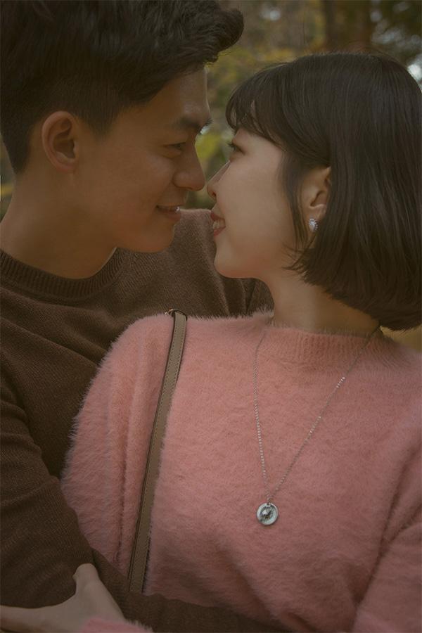멜로 드라마의 한장면 처럼 오랫도록 기억되는 아련하고 아름다운감성 충만 커플 포토그래피. - by Sun, Tokyo