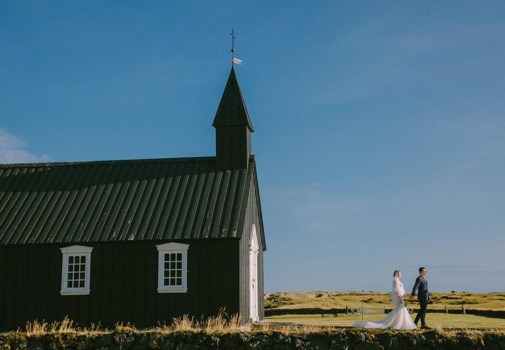 Church in Buðir