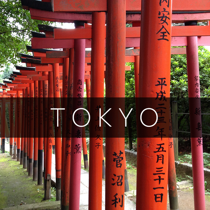 Book your photoshoot in Tokyo.