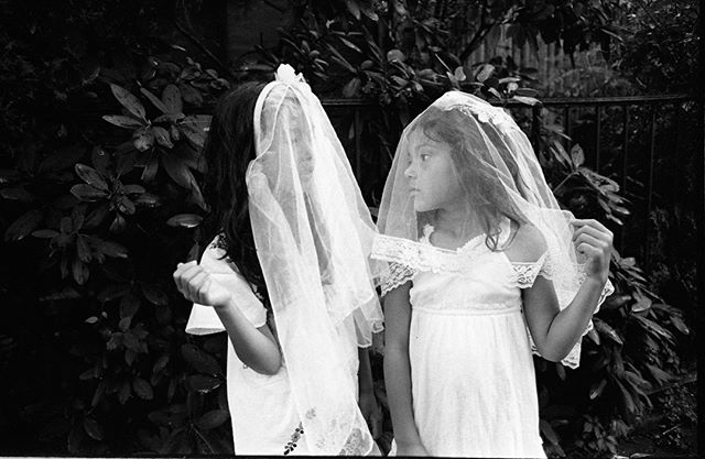 Ongoing documentary project featuring two young sisters and their development of identity within their surroundings and relationship with one another . . . . . . . #35mm #leica