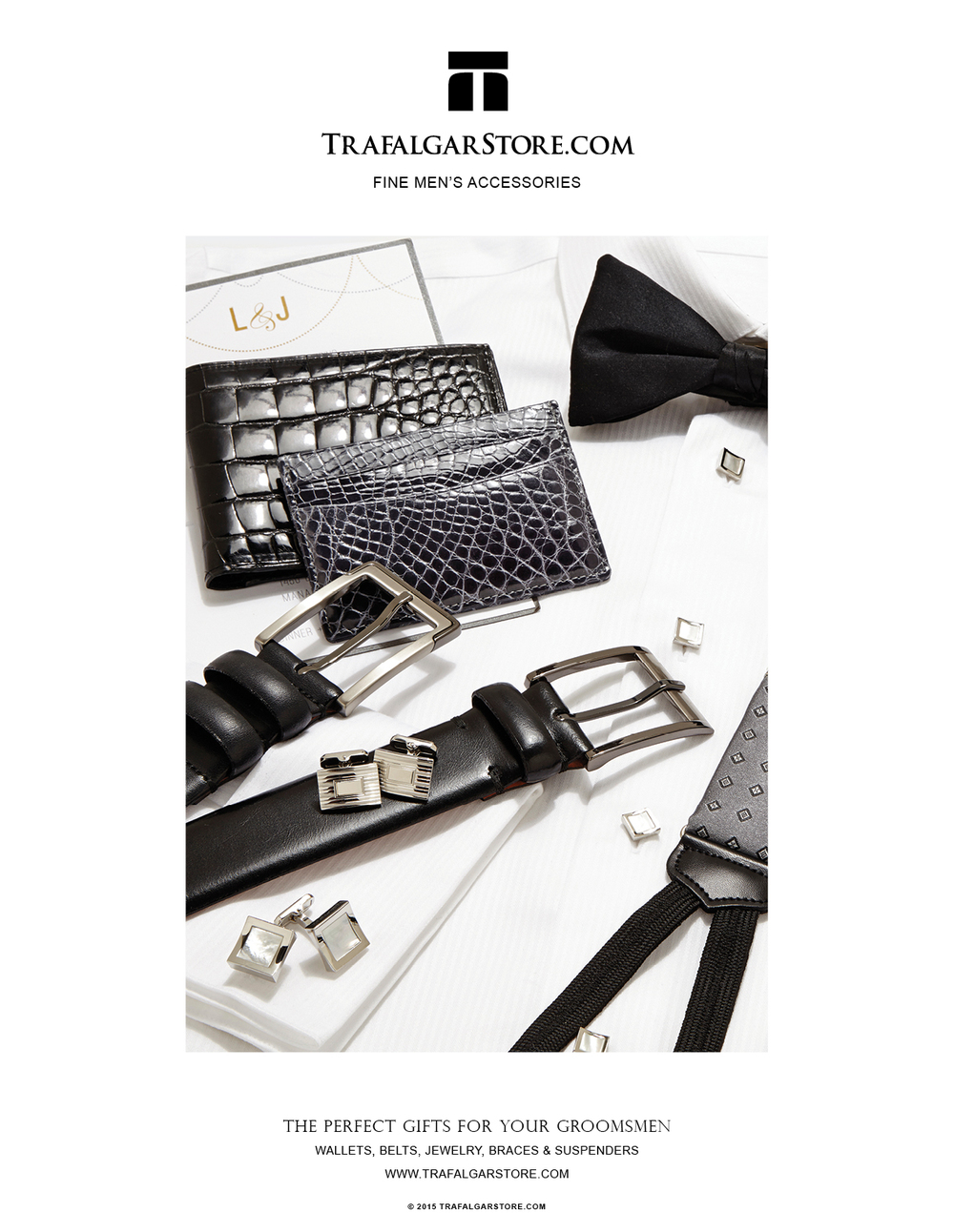 TrafalgarStore.com - The Perfect Gifts for Your Groomsmen