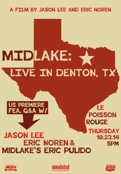 Midlake Film Poster