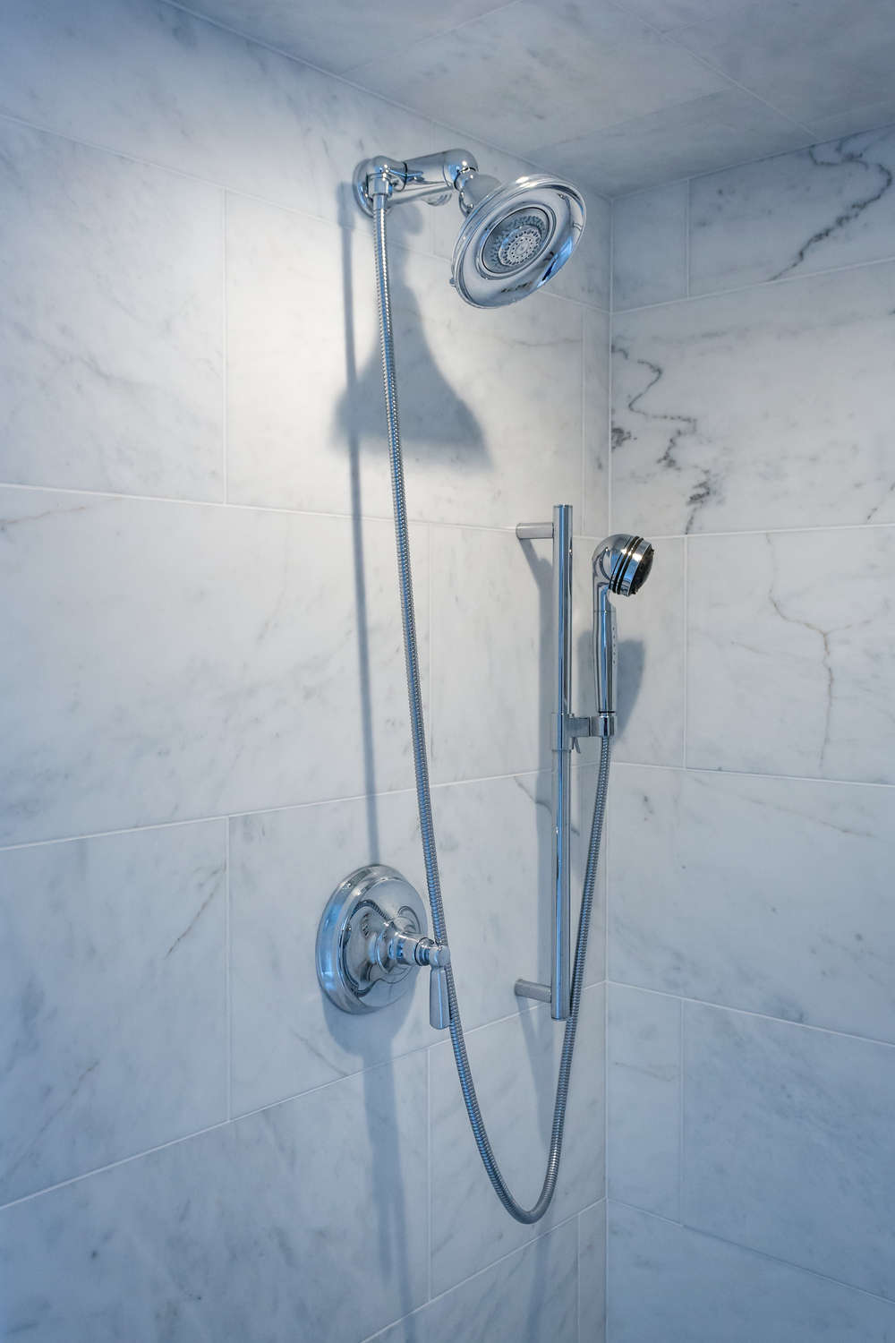 Master Bathroom Shower System
