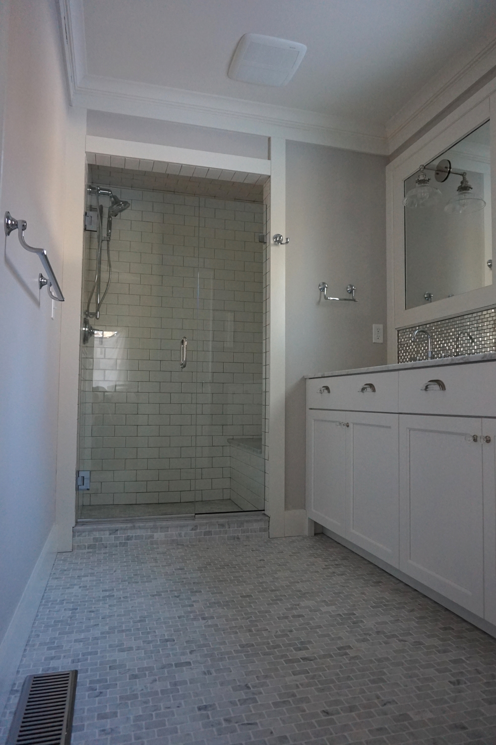 Master Bathroom, Ridgefield-CT