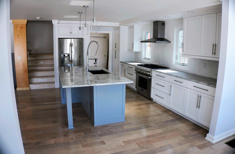 Greenwich, CT New Custom Kitchen Koala Residential