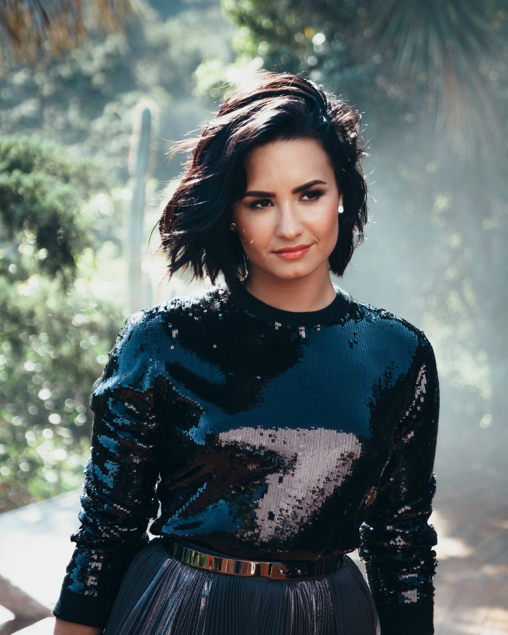 Demi Lovato for Devonne by Demi | Shot in Los Angeles