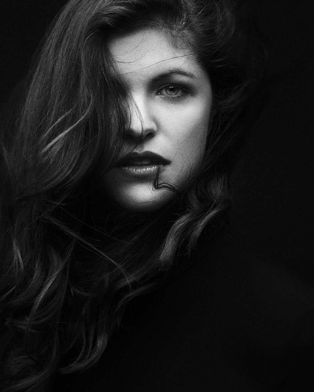 Lauren Shippen | Portrait Session by Jon Sams