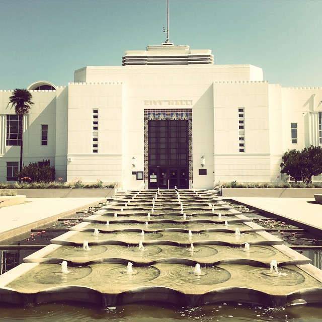 City Hall #santamonica #california