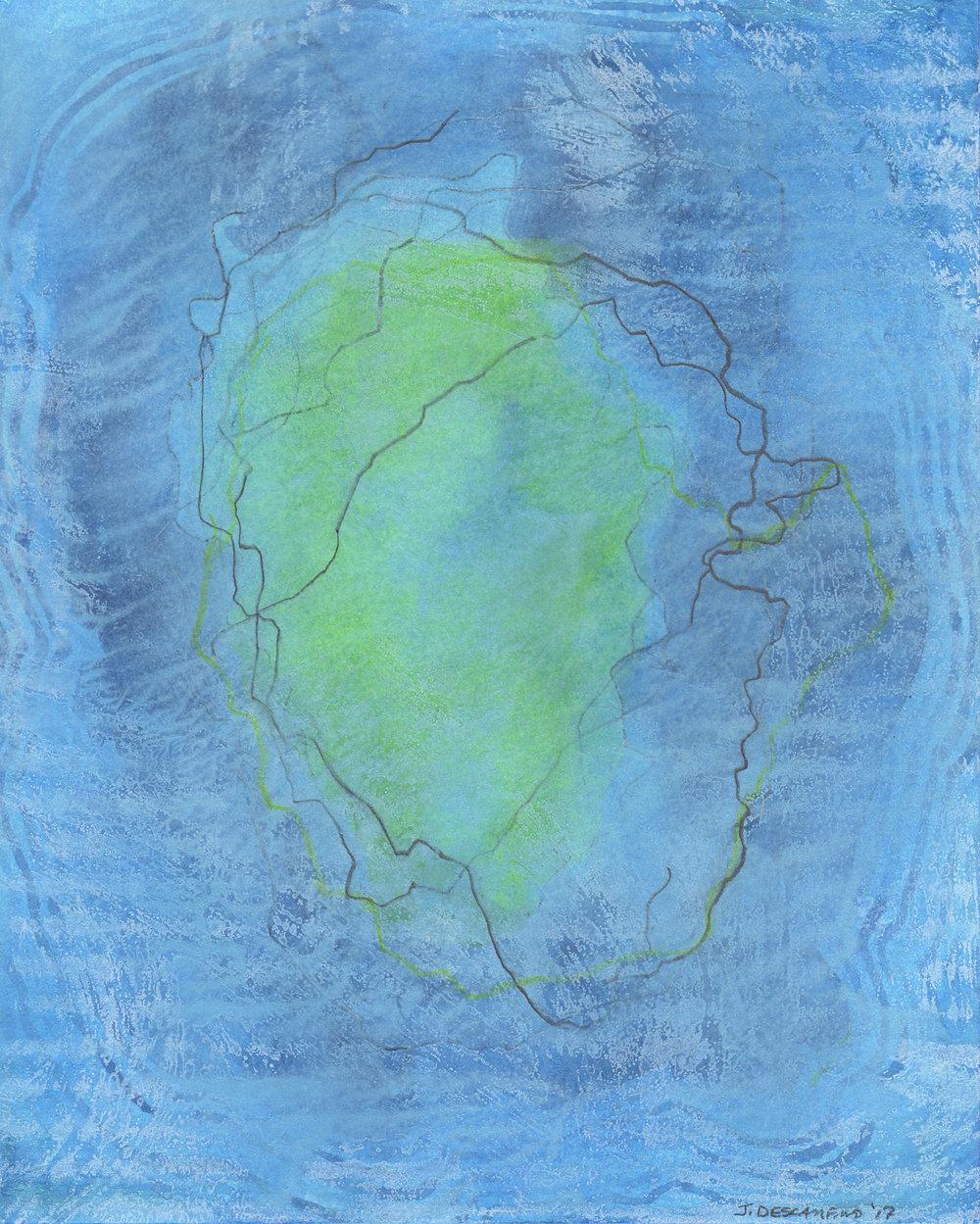 """Blind Navigations: St Brendan's Island"" (V)  2017"