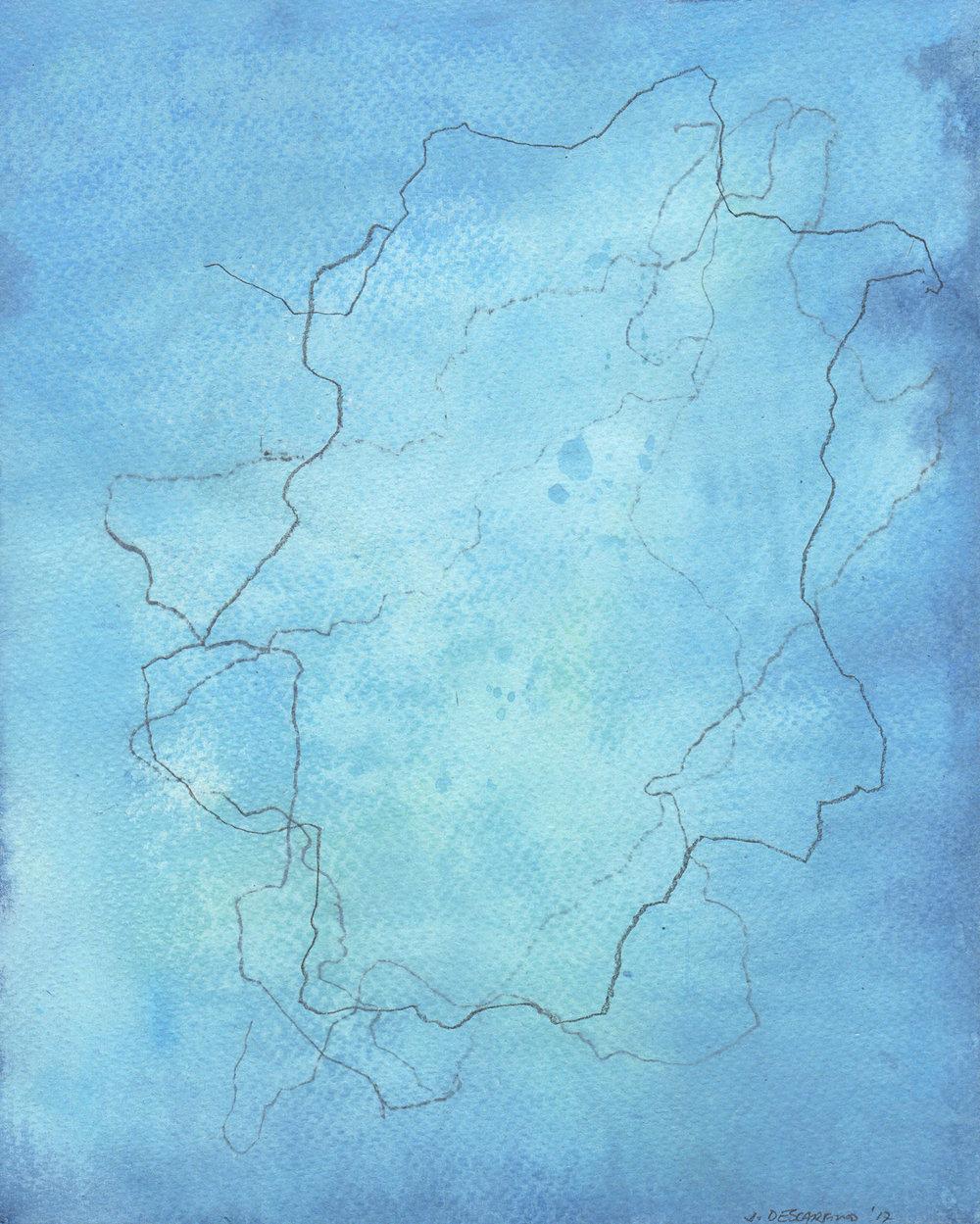"""""""Blind Navigations: Hy-Brasil"""" (IV)  2017"""