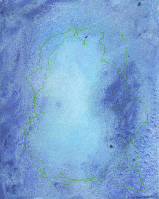 """""""Blind Navigations: Taprobana"""" (I)  2017"""