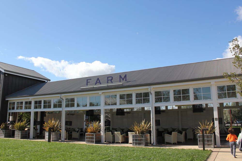 Farm Restaurant Carneros Inn
