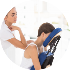 mobile chair massage