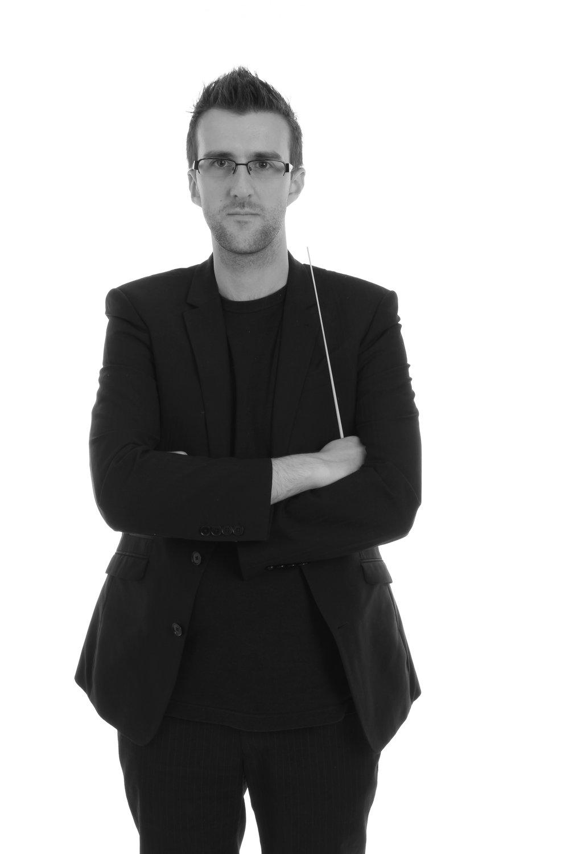 Iain Masson Conductor