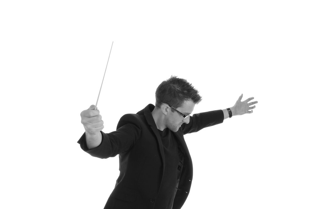 Iain Masson Conductor