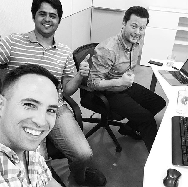 Ironed out the last technical and design details with 2 of the OR brain trust -submission successful! #quest #htx #figuringitout #goodstuffcomingsoon
