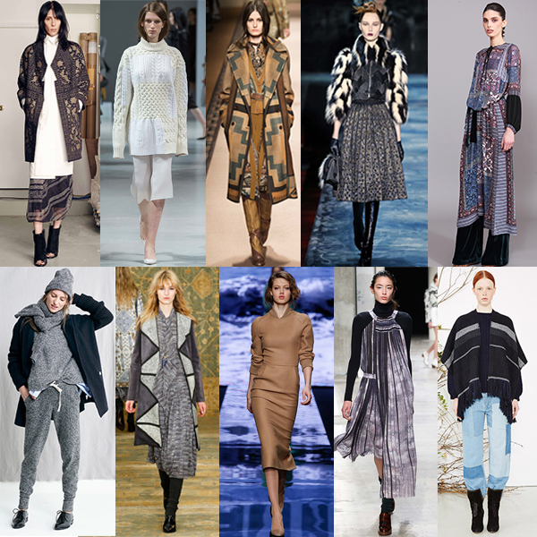DESIGNER HIGHLIGHTS AW15, favourite picks from the runway.