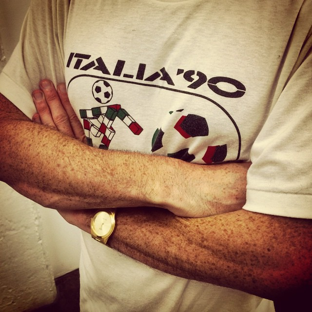 Love this tee! #fashiontraining #italia #goldwatch #melbourne #cooltee