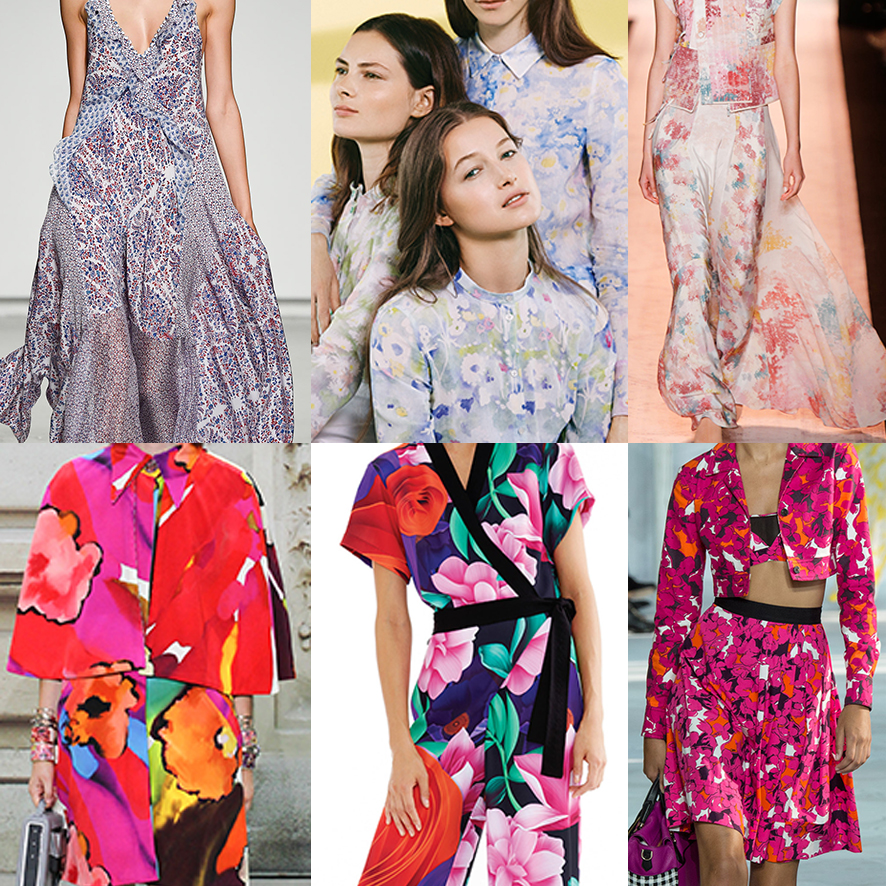 What's your floral?? Spring 2015