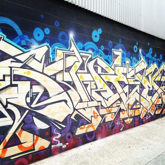 Collingwood street art #getcreative #collingwood #streetstyle #streetart