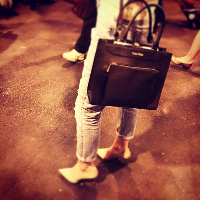 #fashiontraining #calvinklein #getcreative