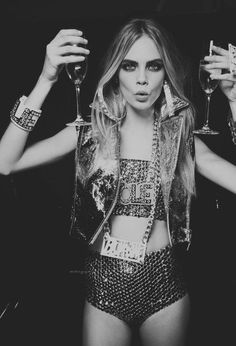 Pop the champagne for NYE…starting early? What are you wearing? Time to hit the sales!
