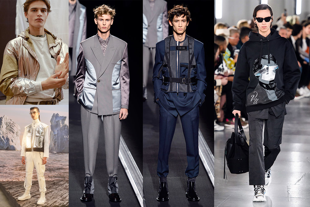 THE FUTURE IS NOW -  Stella McCartney, Ambush, Dior, Valentino
