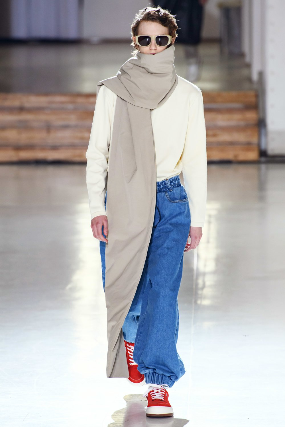 Scarves - Oversized and extra long - Sunnei