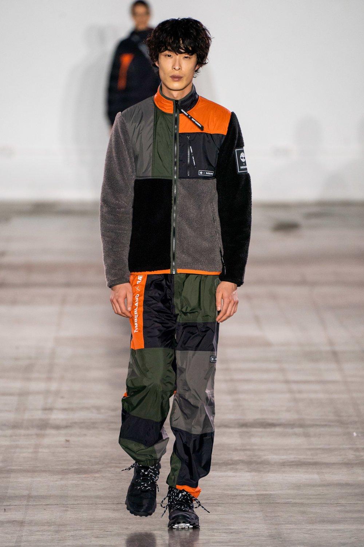 Colour Block - Outerwear, sports - Raeburn