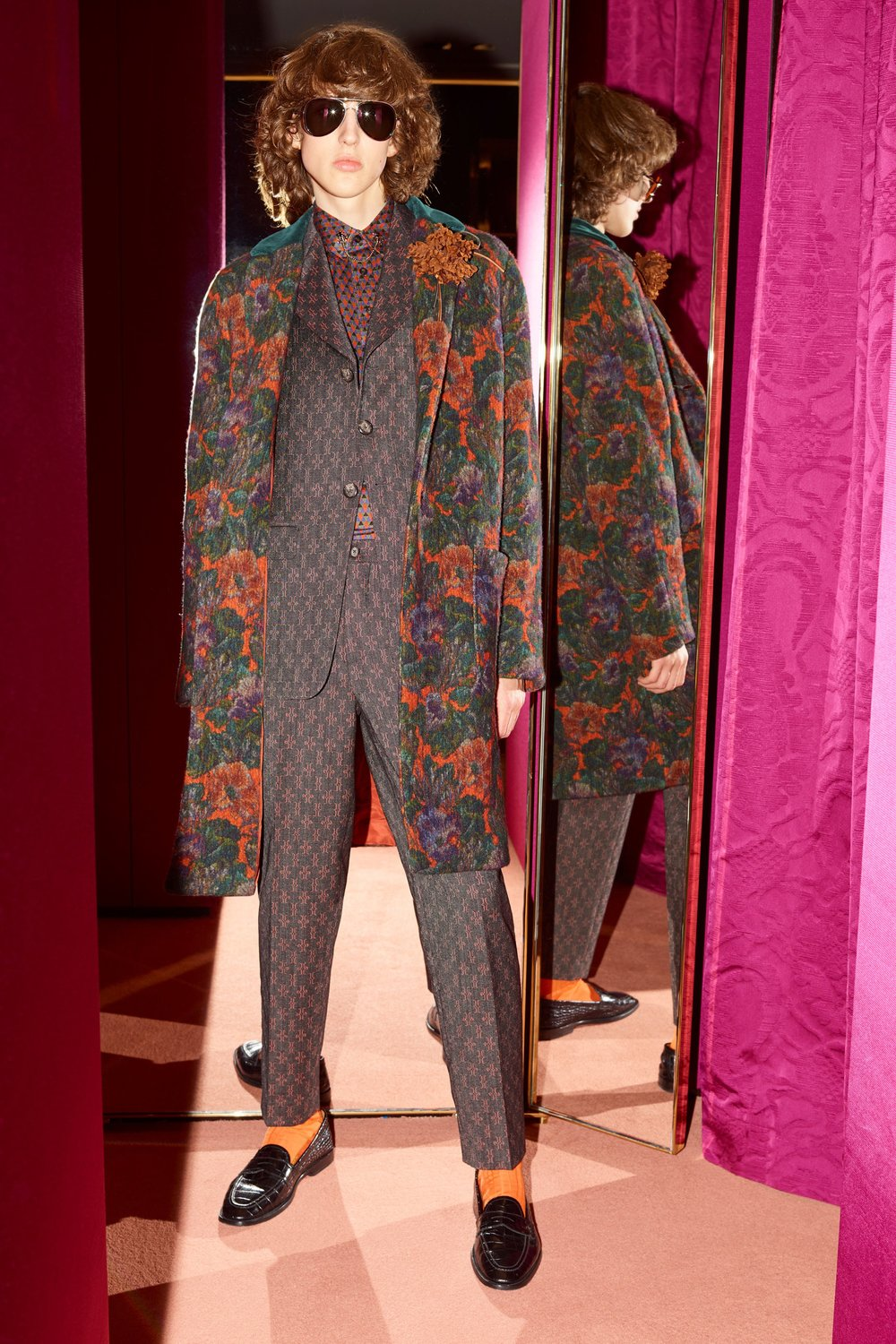 Pattern - Jacquards and print, suits and coats - Etro