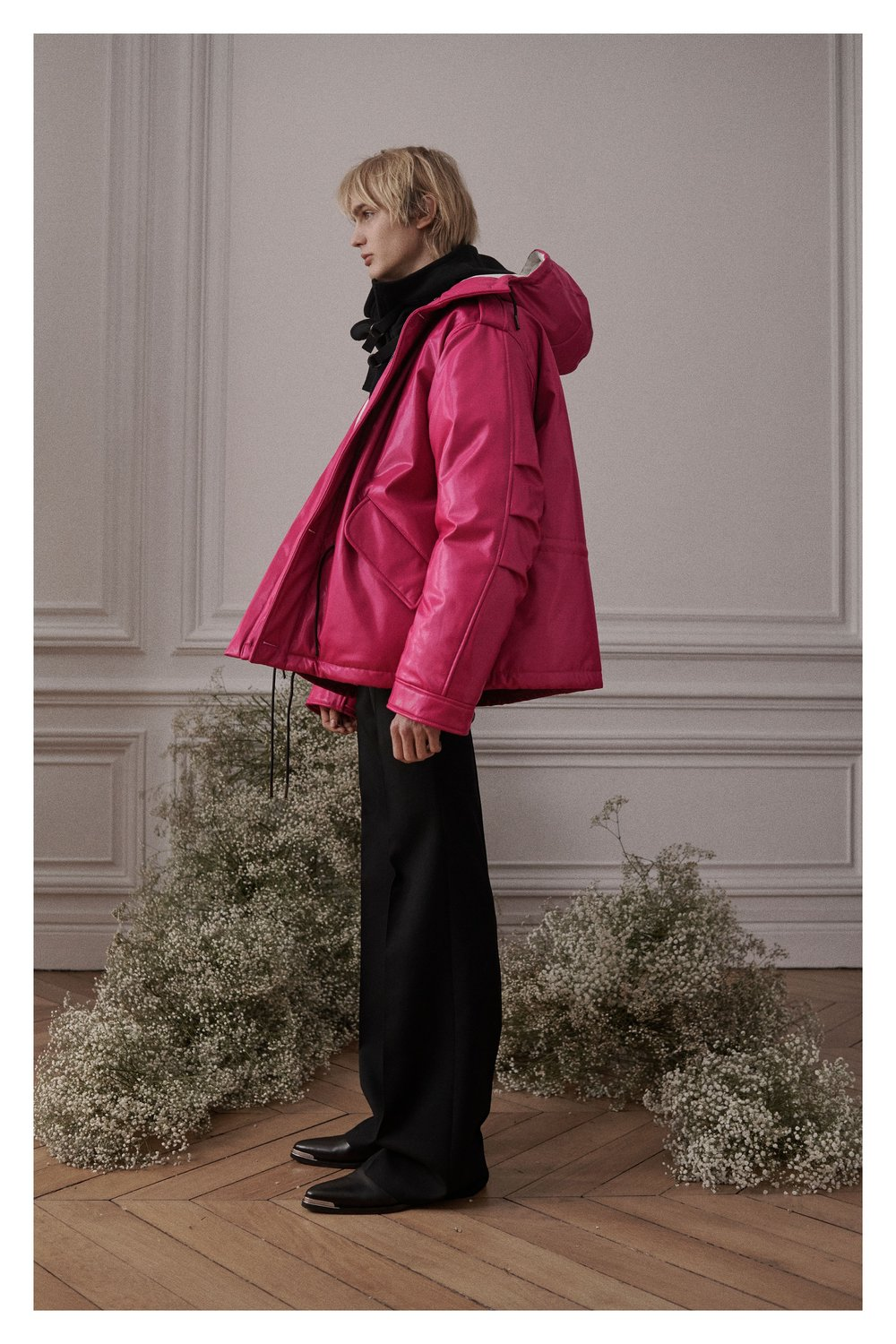Hot Pink - Outerwear - Givenchy