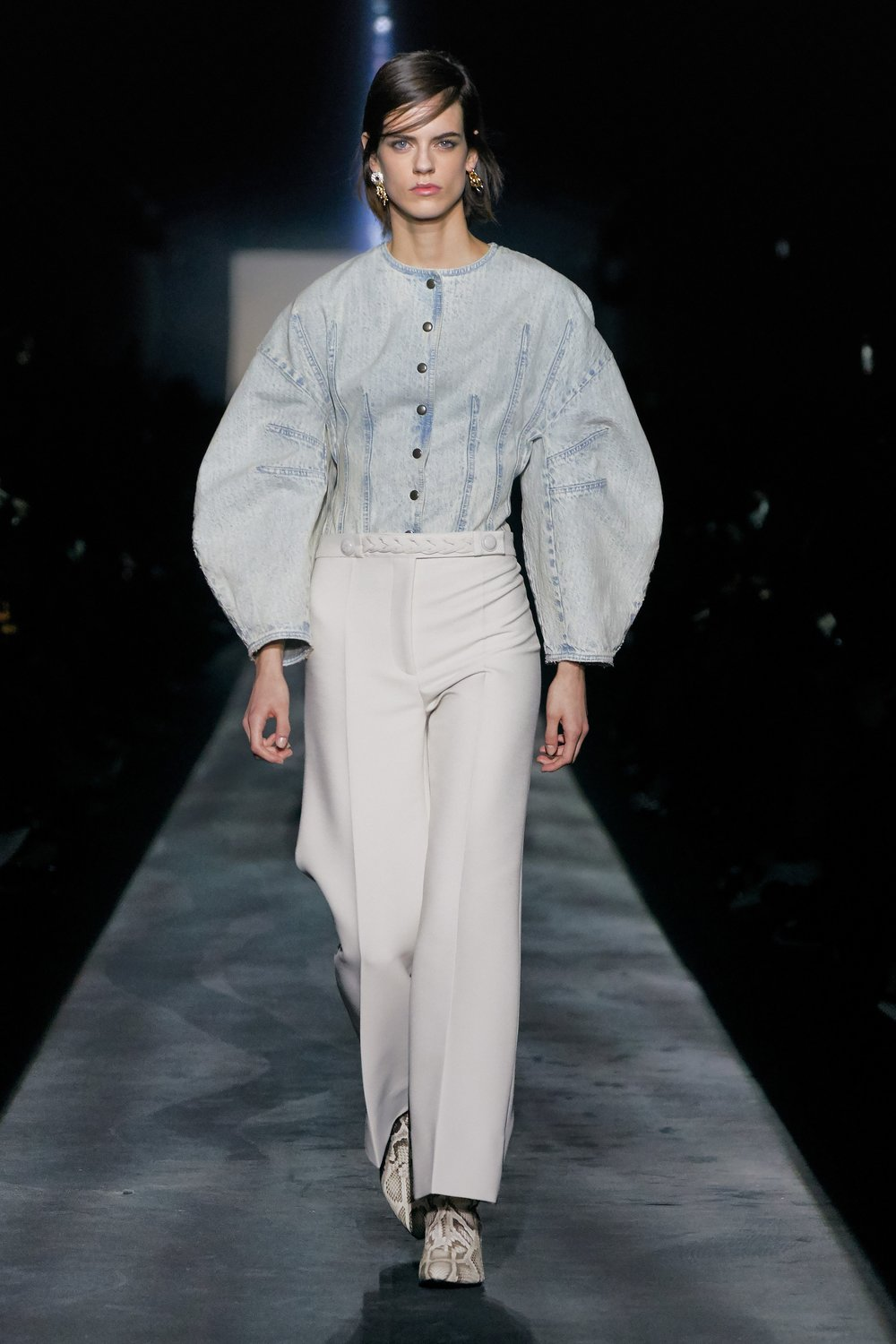 More Sleeves Please! - Oversized, flared, mutton and more - Givenchy