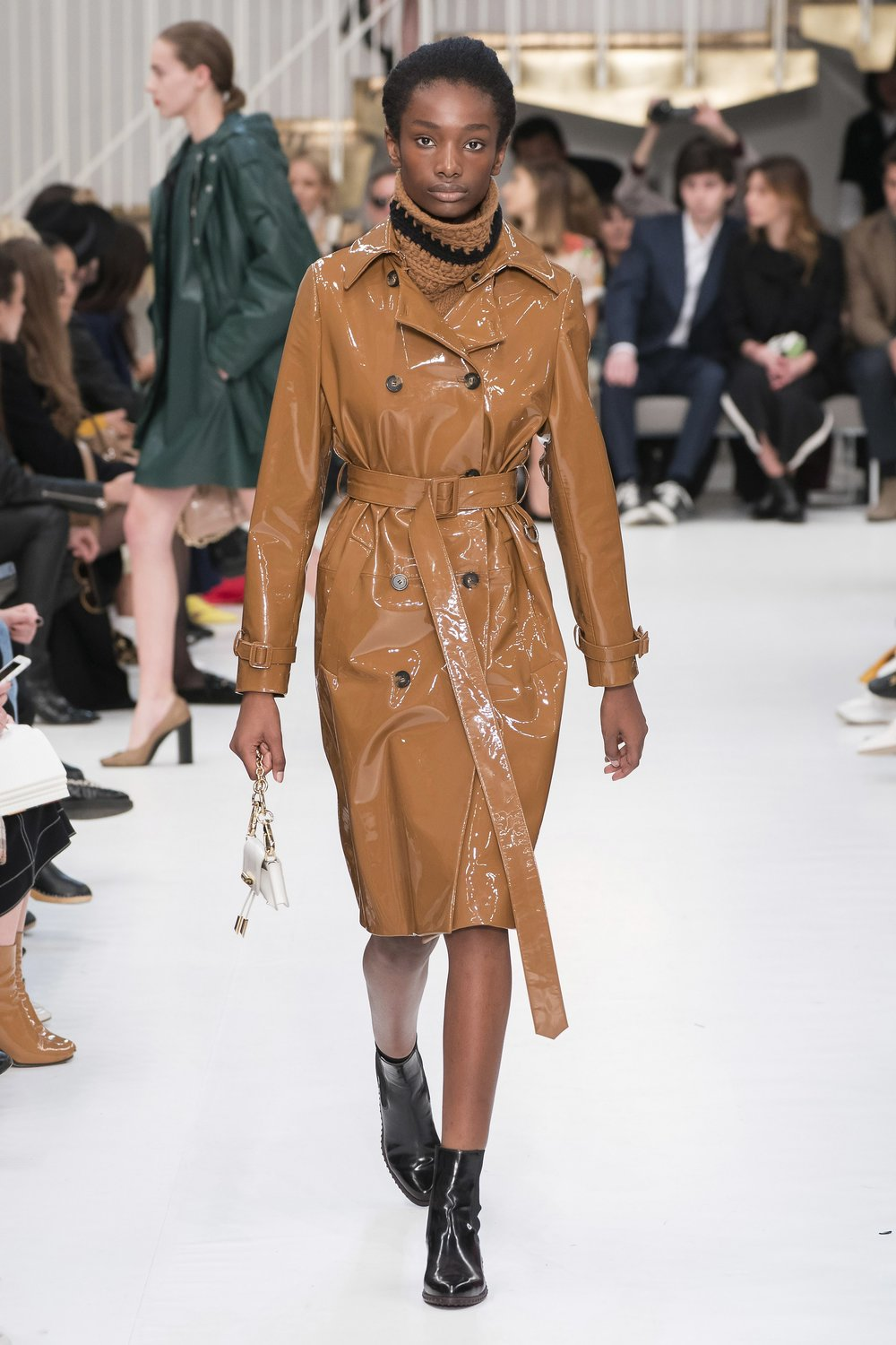 Patent - Outerwear, shoes and accessories - Tod's